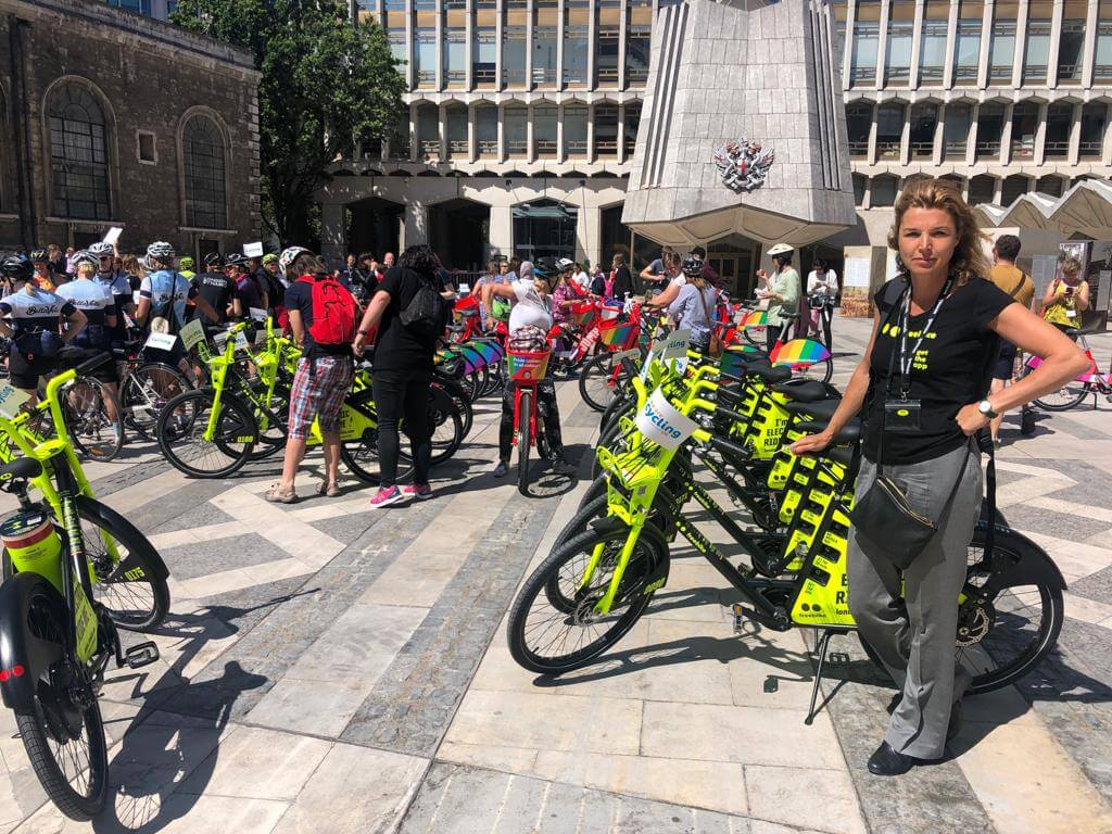 freebike - london guildhall